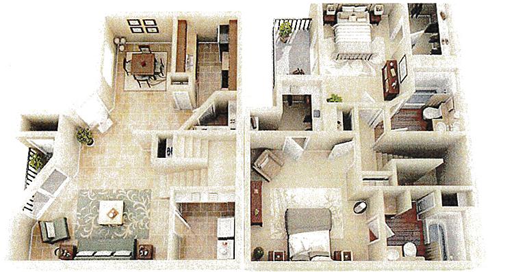 Magnolia Floorplans