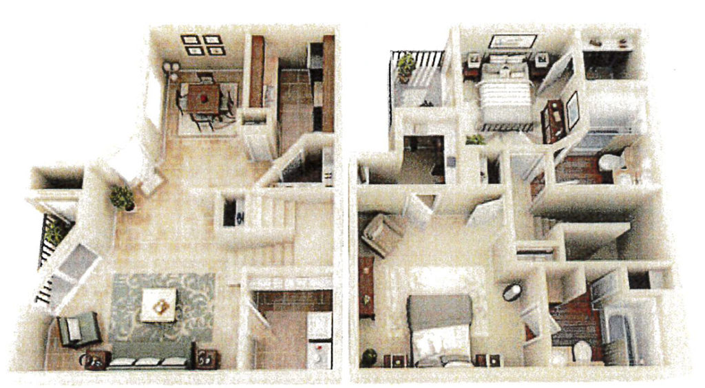 Camelia Floorplans