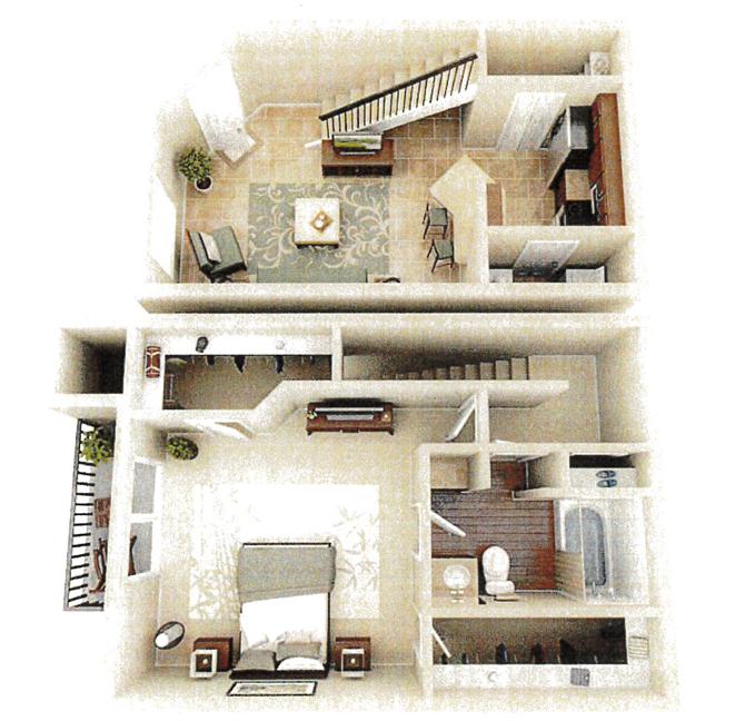Gardenia Floorplans